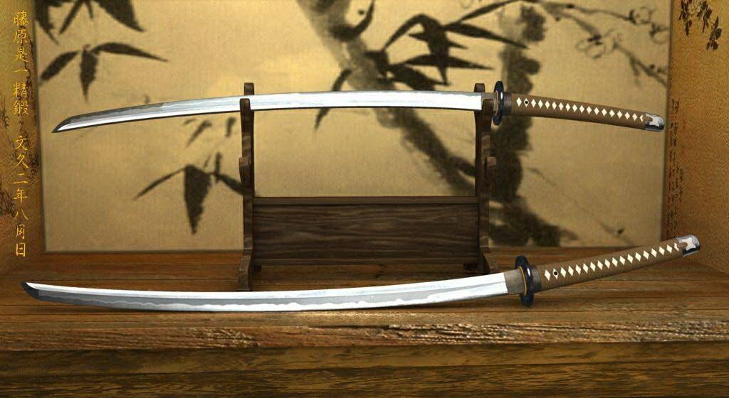 Как сделать меч который убивает с одного удара 934